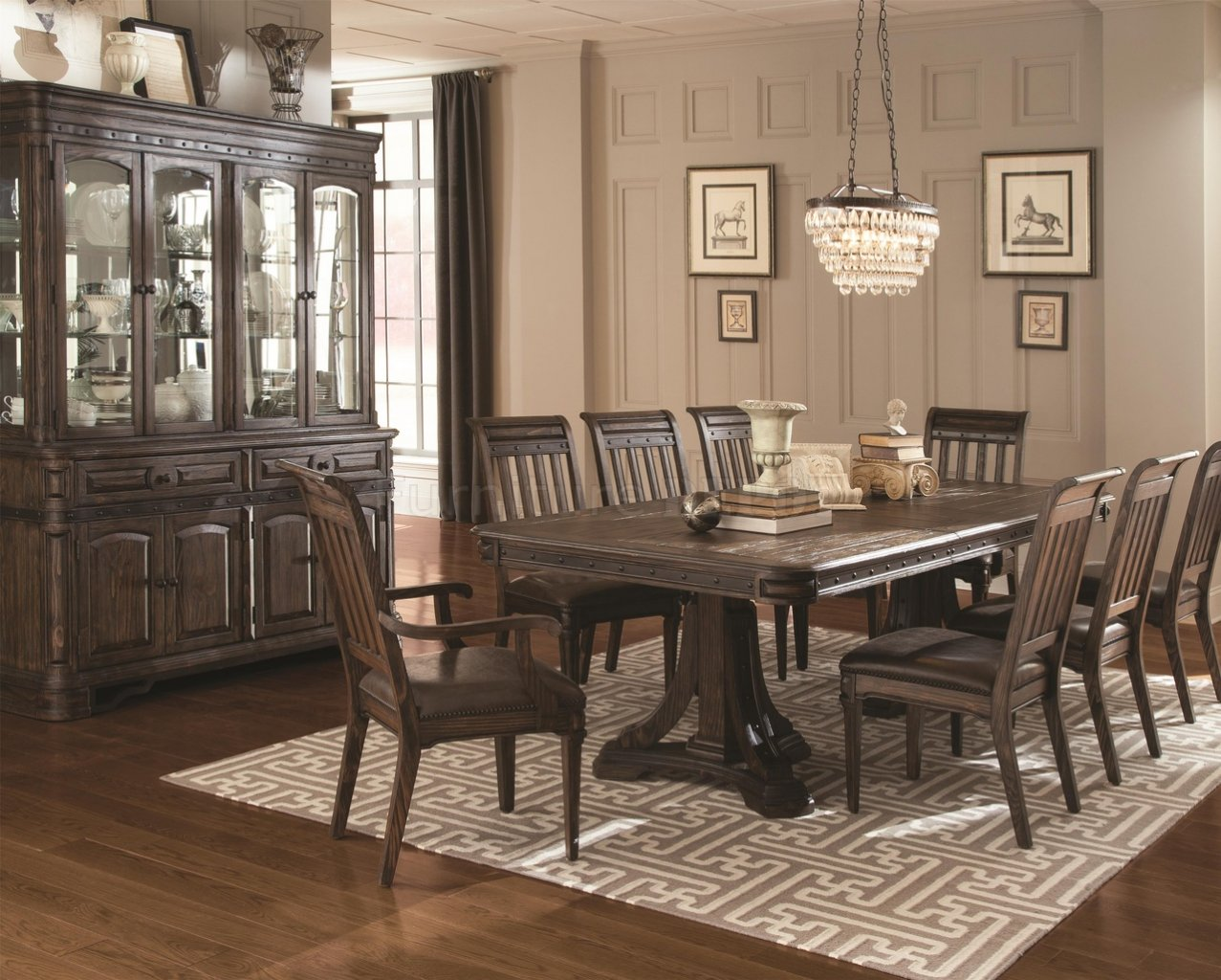 Fall Trend: Rustic Dining Table and Chair Sets - www ...