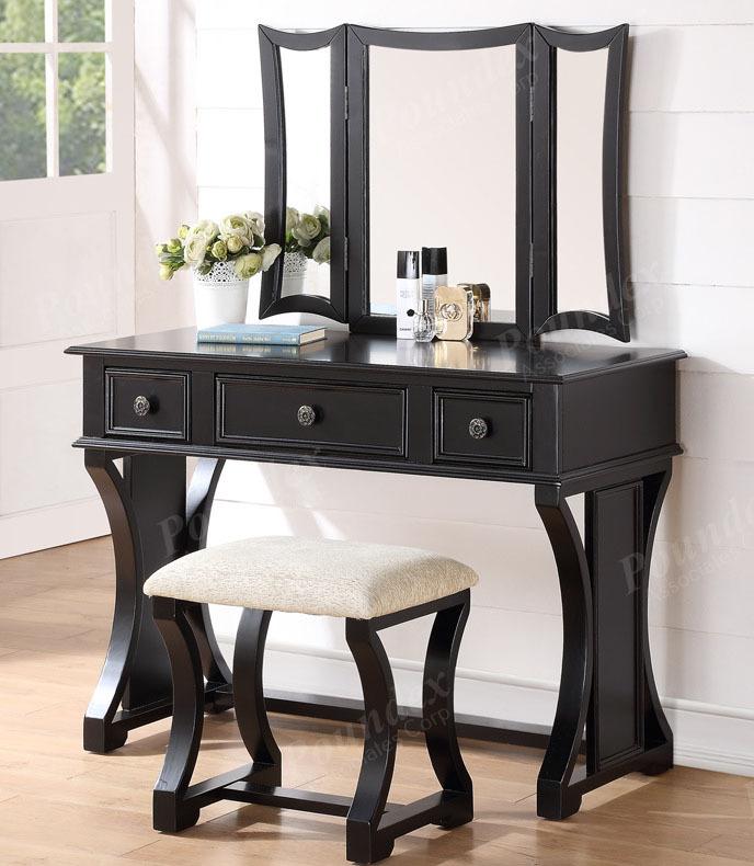 Bedroom Design Hack: Makeup Vanity Tables - www ...