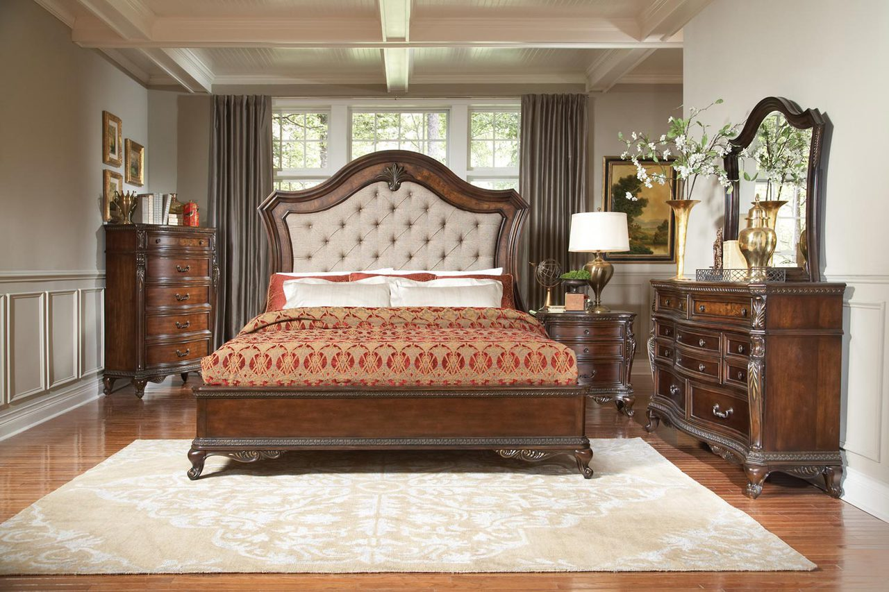 Traditional Bedroom Furniture Ideas: Finding Your Style ...
